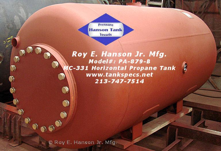 Propane tank date code in Melbourne