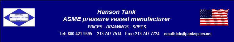Roy Hanson Pressure Tanks